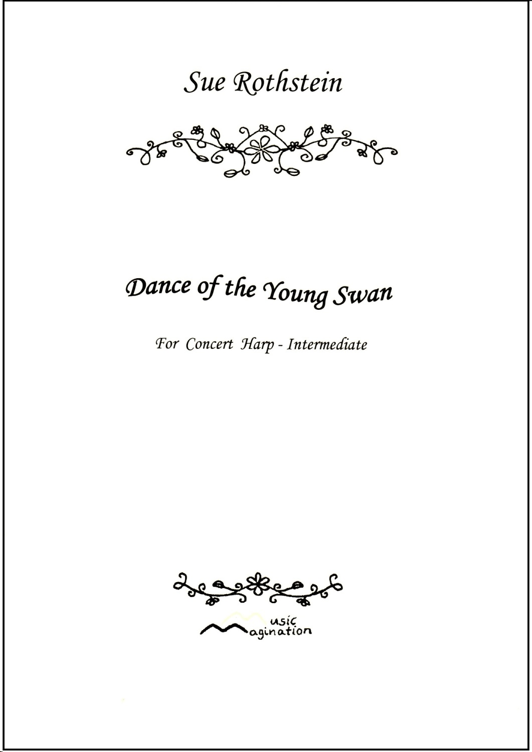 Dance of the Young Swan - Sue Rothstein