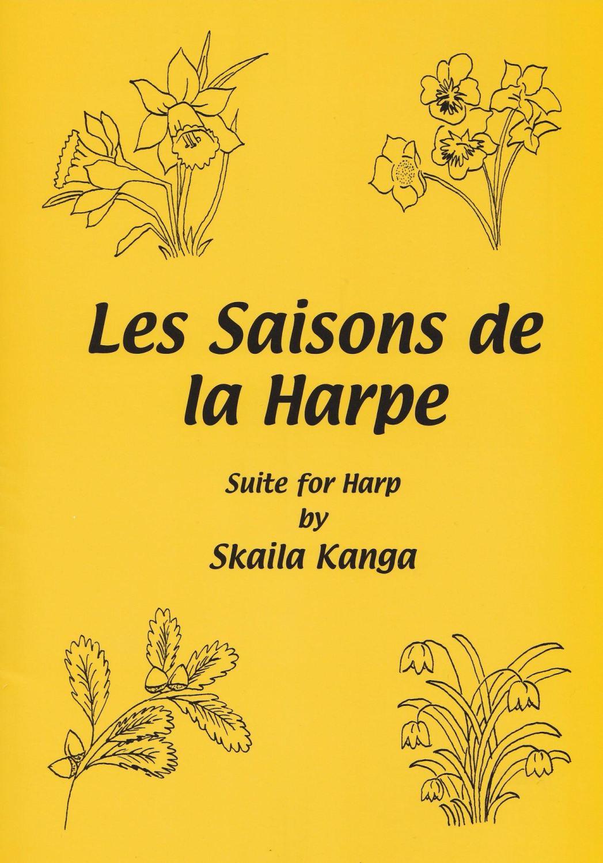 Les Saisons de la Harpe - Skaila Kanga