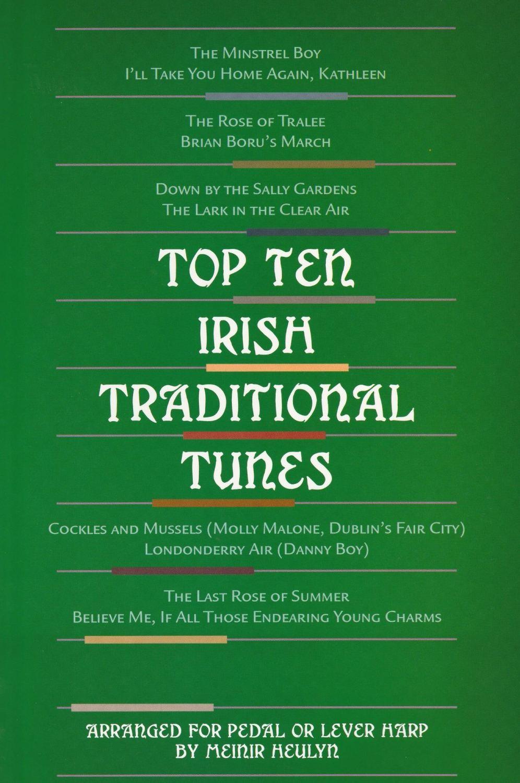 Top Ten Irish Traditional Tunes - Meinir Heulyn