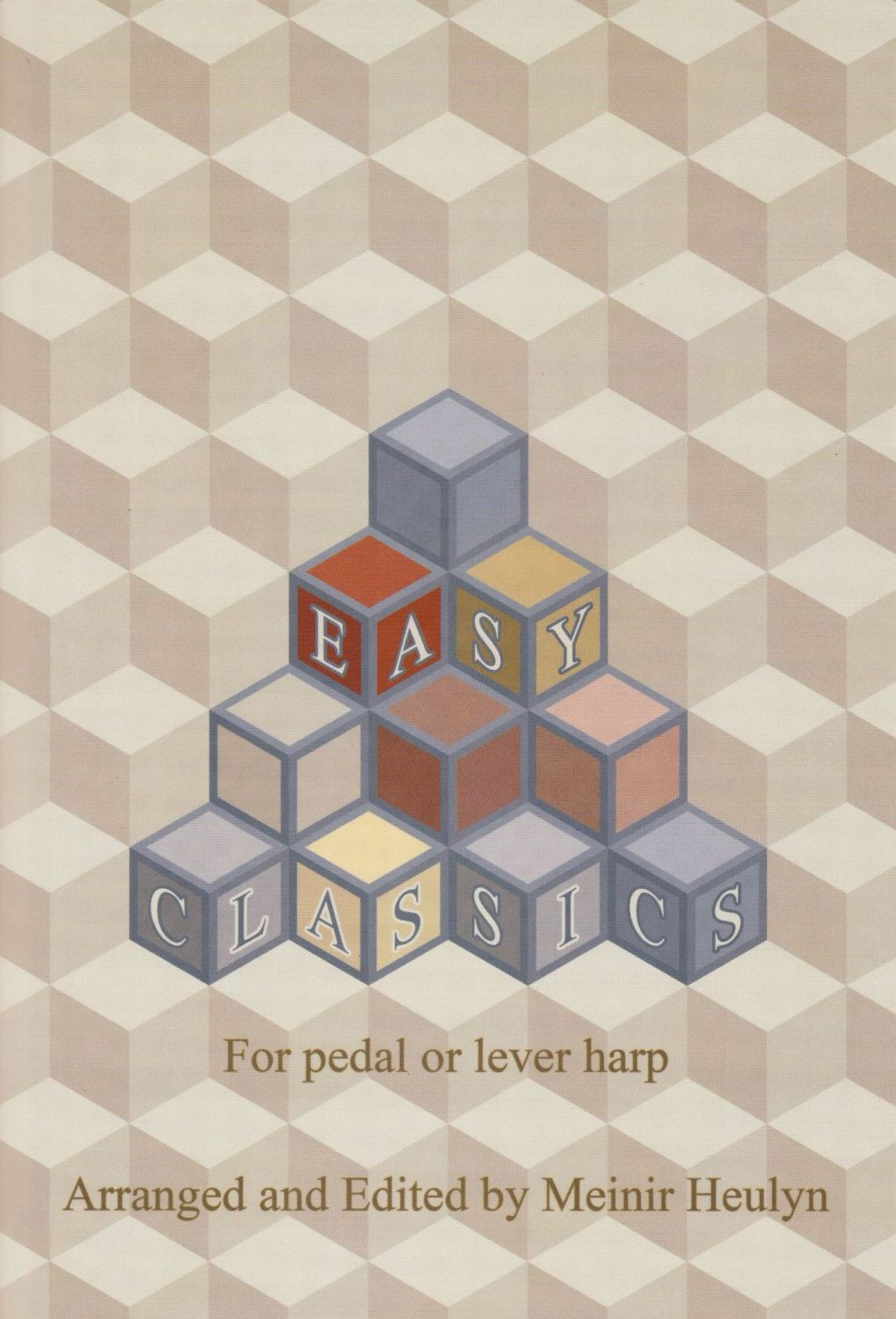 Easy Classics - Arranged & Edited by Meinir Heulyn