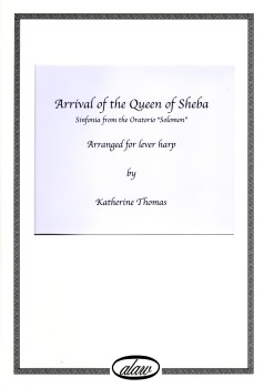 Arrival of the Queen of Sheba - G.F. Handel arr. Katherine Thomas