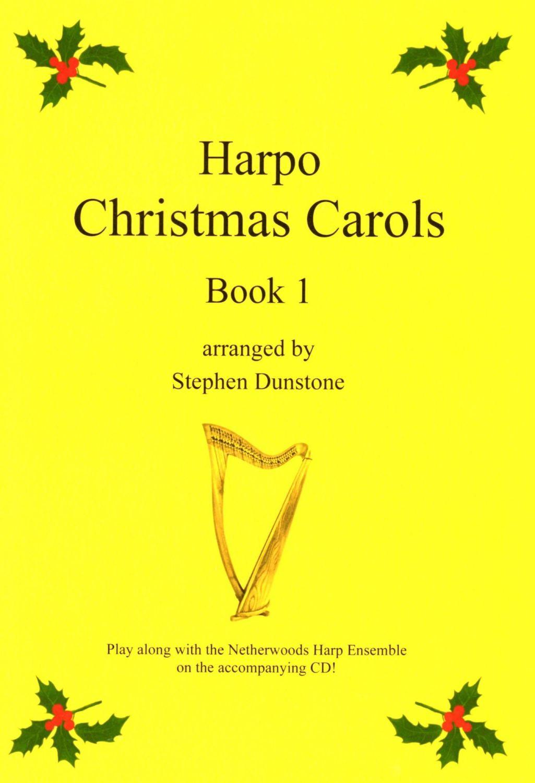 Harpo Christmas Carols Book One - Stephen Dunstone