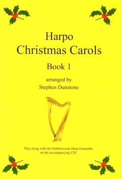 Harpo Christmas Carols Book One - Stephen Dunstone