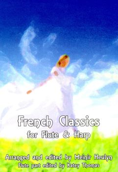 French Classics for Flute & Harp - Meinir Heulyn