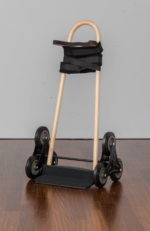 Six Wheel Trolley