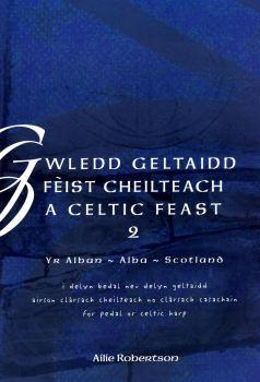 A Celtic Feast Book 2 - Ailie Robertson