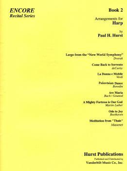 Encore Recital Series Book 2