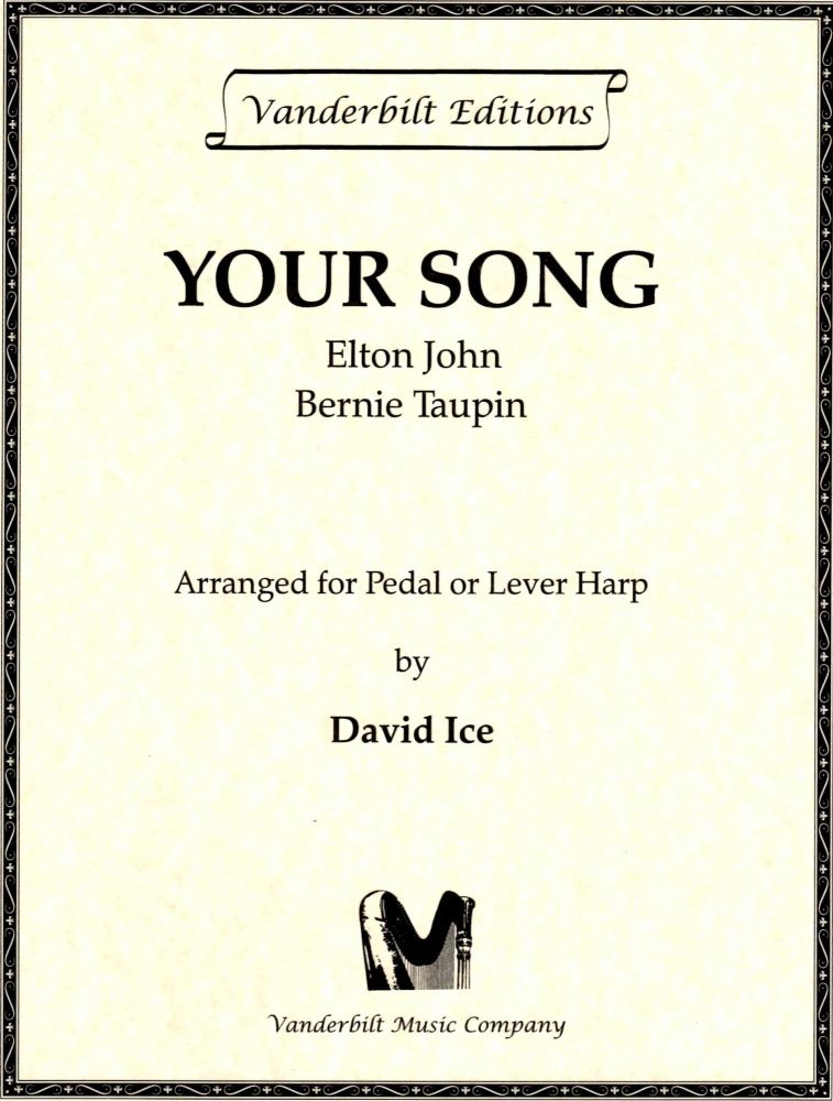 Your Song - Elton John & Bernie Taupin