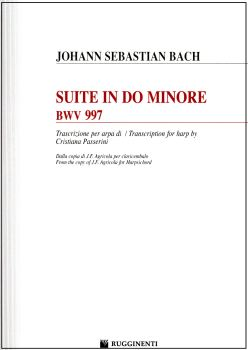 Suite in C minor BWV 997 by J.S. Bach