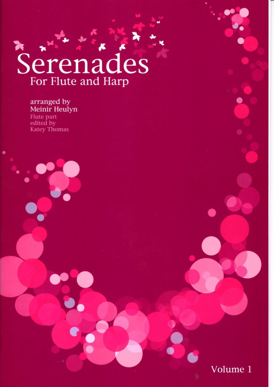 Serenades for Flute & Harp Volume 1