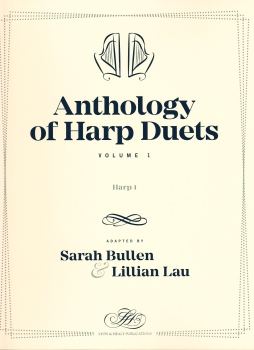 Anthology of Harp Duets Volume 1