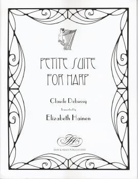 Petite Suite for Harp by Claude Debussy
