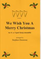 We Wish You A Merry Christmas - Stephen Dunstone