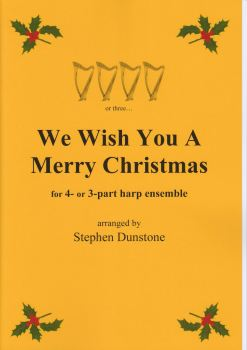 We Wish You A Merry Christmas - Stephen Dunstone