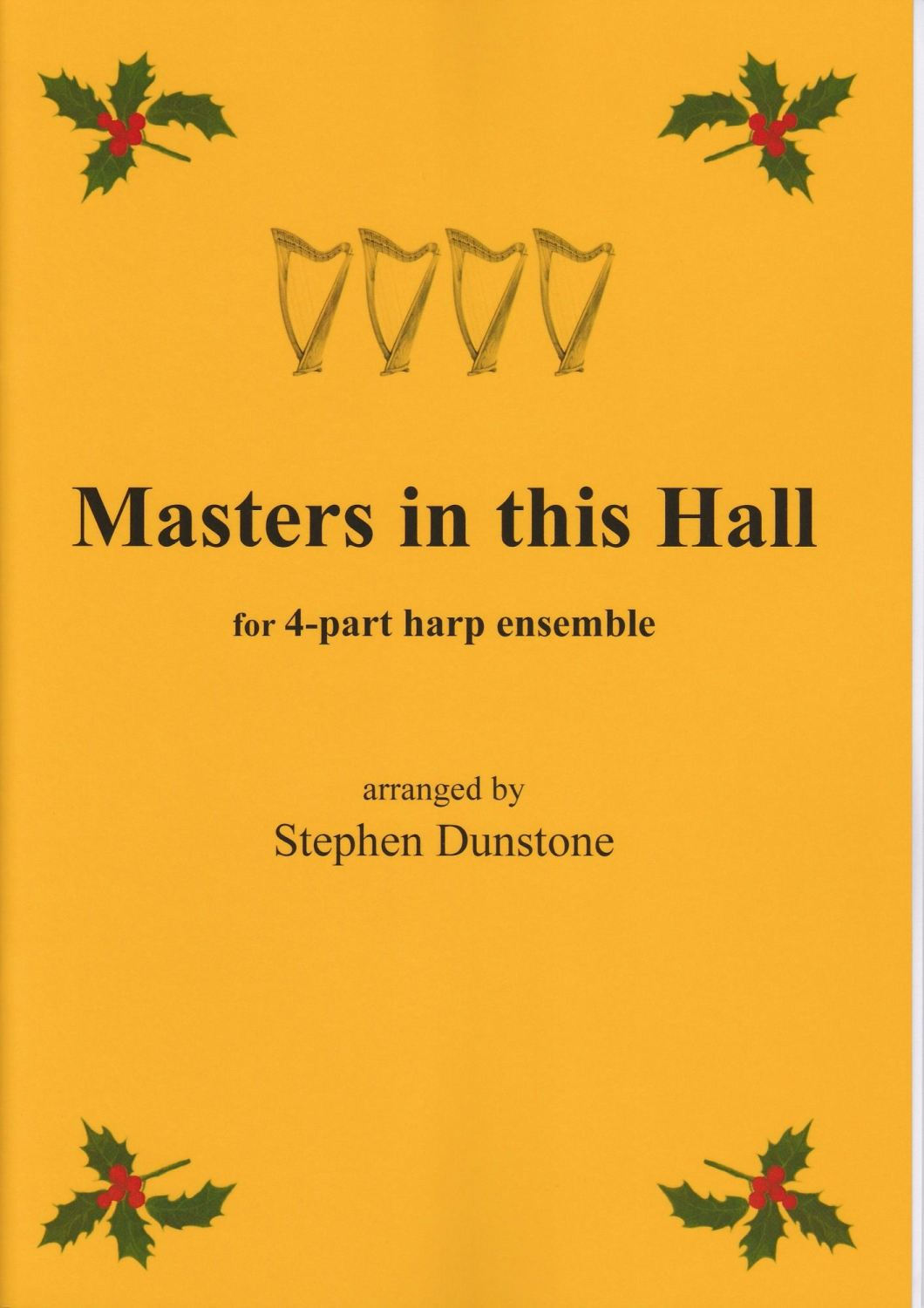Masters in the Hall - Stephen Dunstone