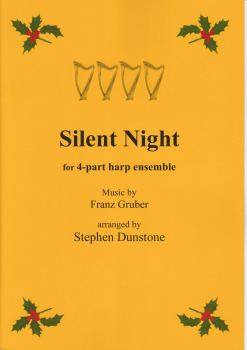 Silent Night by Franz Gruber arranged by Stephen Dunstone