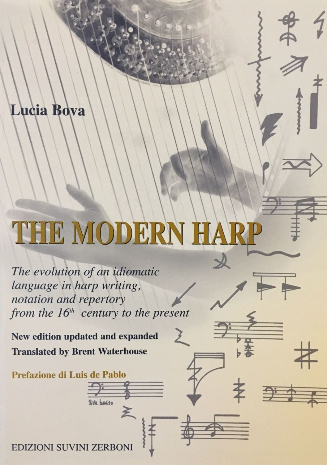 The Modern Harp by Lucia Bova