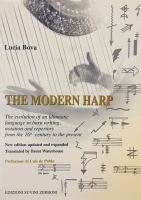 The Modern Harp by Lucia Bova, Translated by Brent Waterhouse