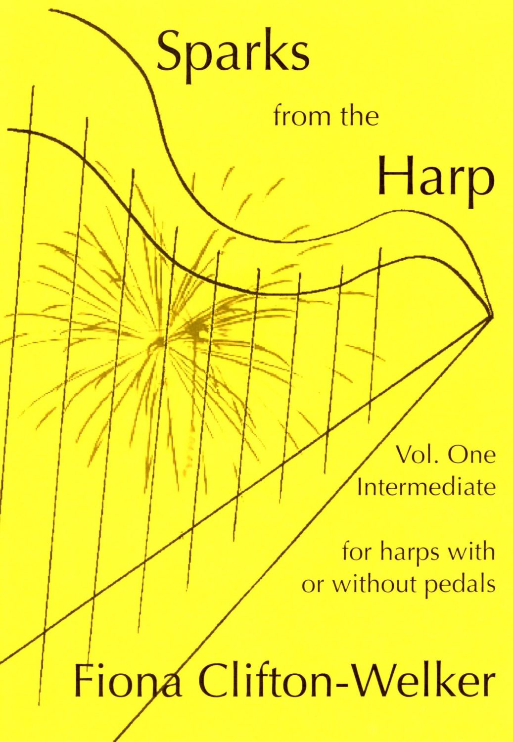 Sparks from the Harp: Volume 1 - Fiona Clifton-Welker