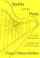 Sparks from the Harp - Fiona Clifton-Welker