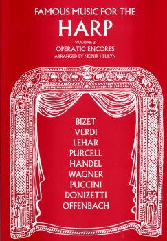 Famous Music for Harp Volume 2 - Operatic Encores