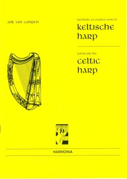 Tutor for the Celtic Harp - Ank Van Campen