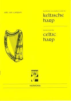 Tutor for the Celtic Harp - Ank Van Campen