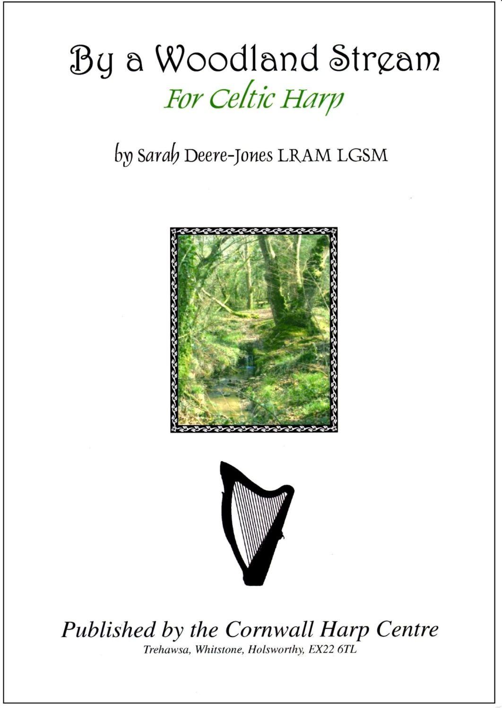 By A woodland Stream - Sarah Deer-Jones