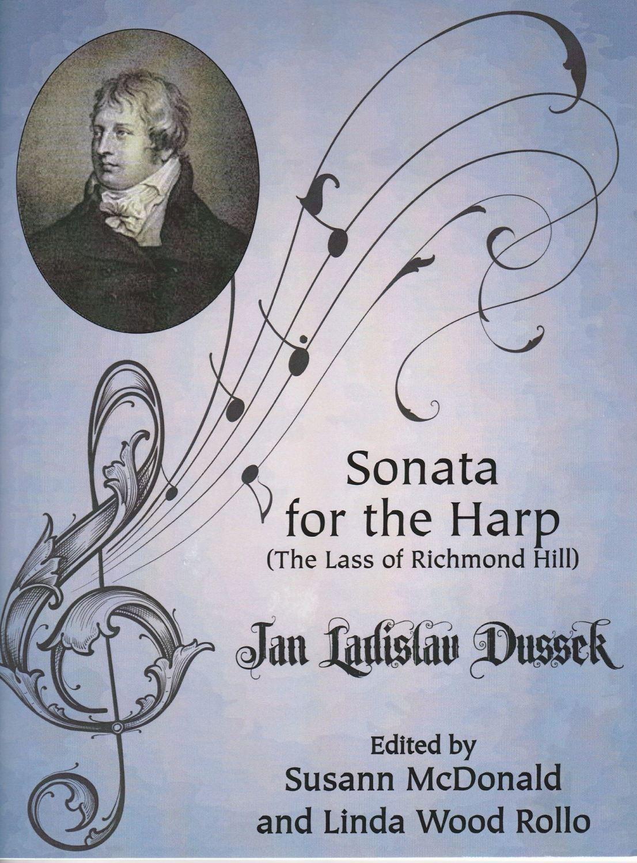 Sonata for the Harp - The Lass of Richmond Hill - Jan Ladislav Dussek