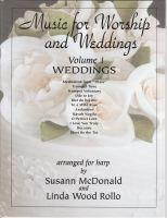 <!-- 001 --> Music for Worship and Weddings Volume 1 - Weddings