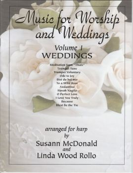 Music for Worship and Weddings Volume 1 - Weddings