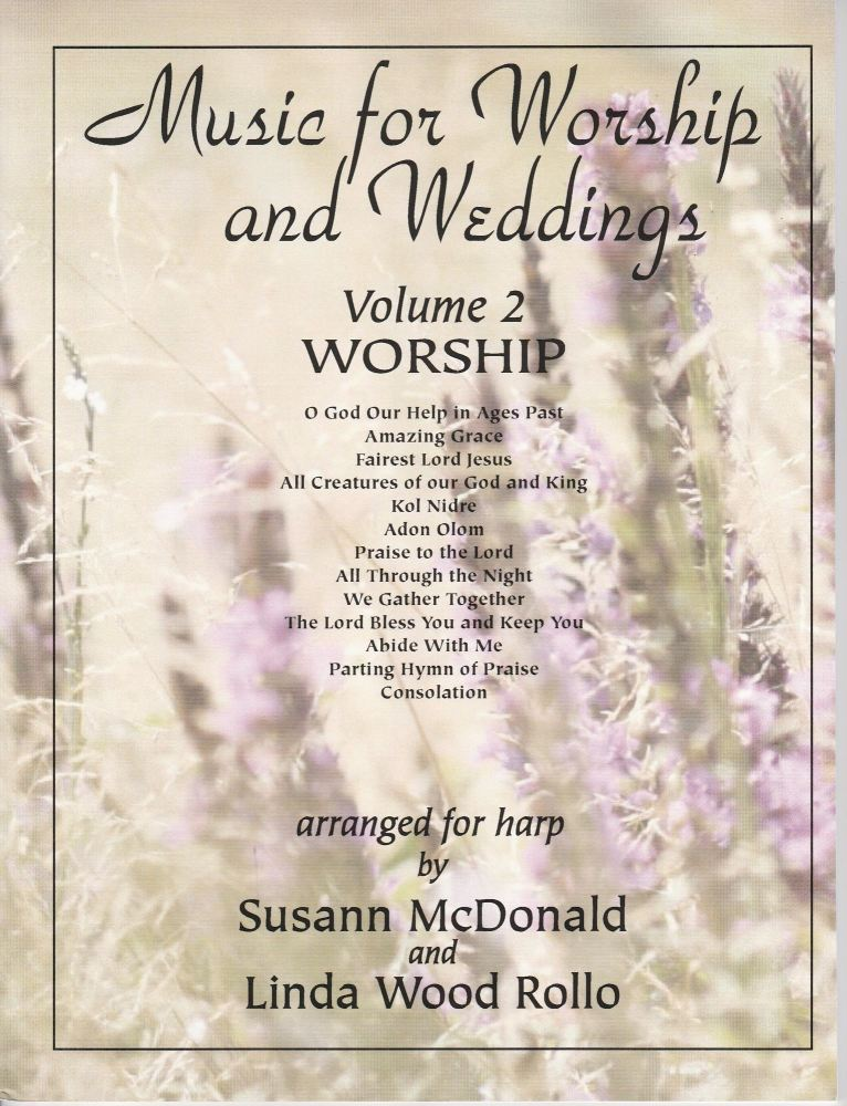 Music for Worship and Weddings Volume 2 - Worship