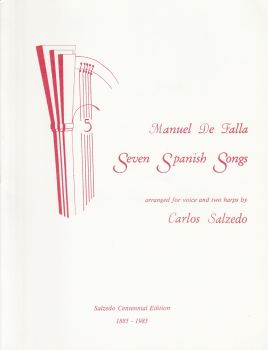 Seven Spanish Songs - Manuel De Falla