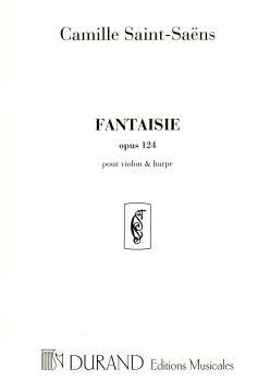 Fantaisie Opus 124 for Harp & Violin - Saint-Saens