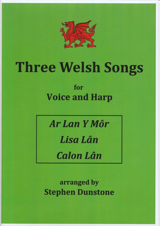 Three Welsh Songs - Stephen Dunstone