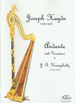 Andante de Haydn with Variations - J.B Krumpholtz