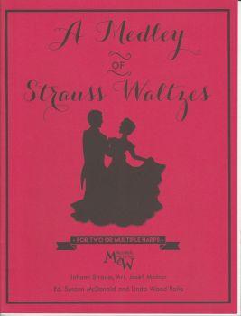 A Medley of Strauss Waltzes - Arr. Josef Molnar
