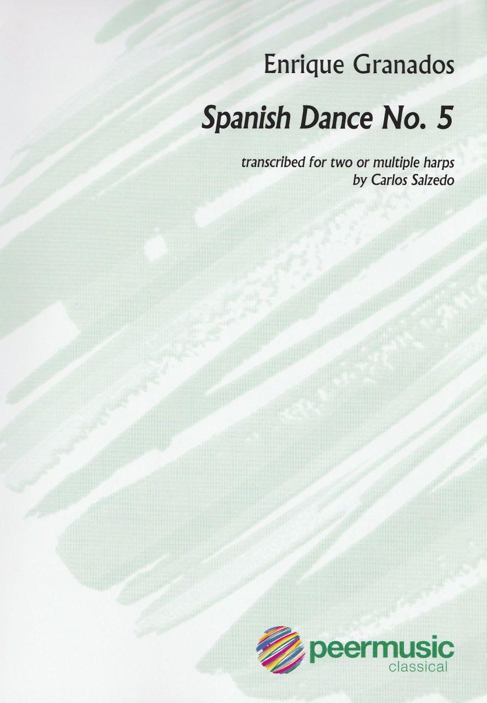 Spanish Dance No.5 - Enrique Granados