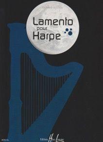 Lamento Pour Harpe - Bernard Andres