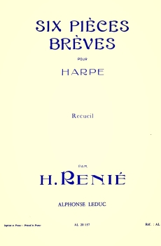 Six Pieces Breves - H. Renie