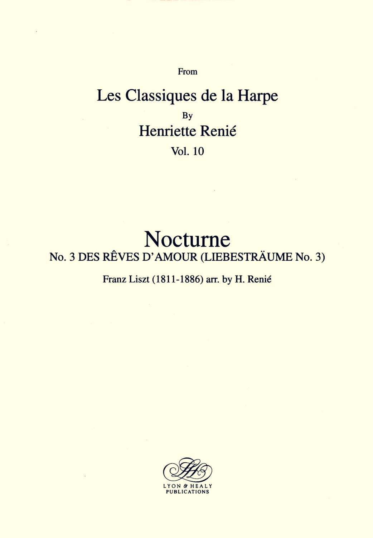 Nocturne - No. 3 Des Reves D'Amour - Franz Liszt arranged by Renie