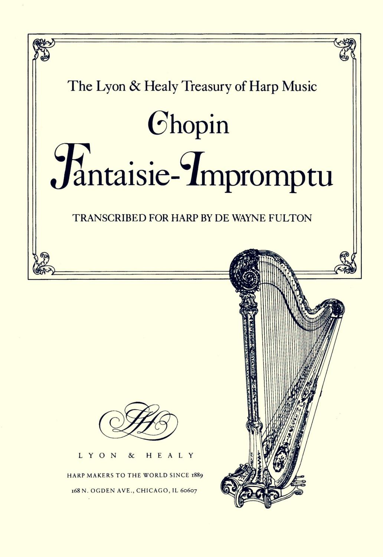 Fantaisie - Impromptu - Chopin
