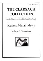 The Clarsach Collection Vol. 1 Elementary - Karen Marshalsay