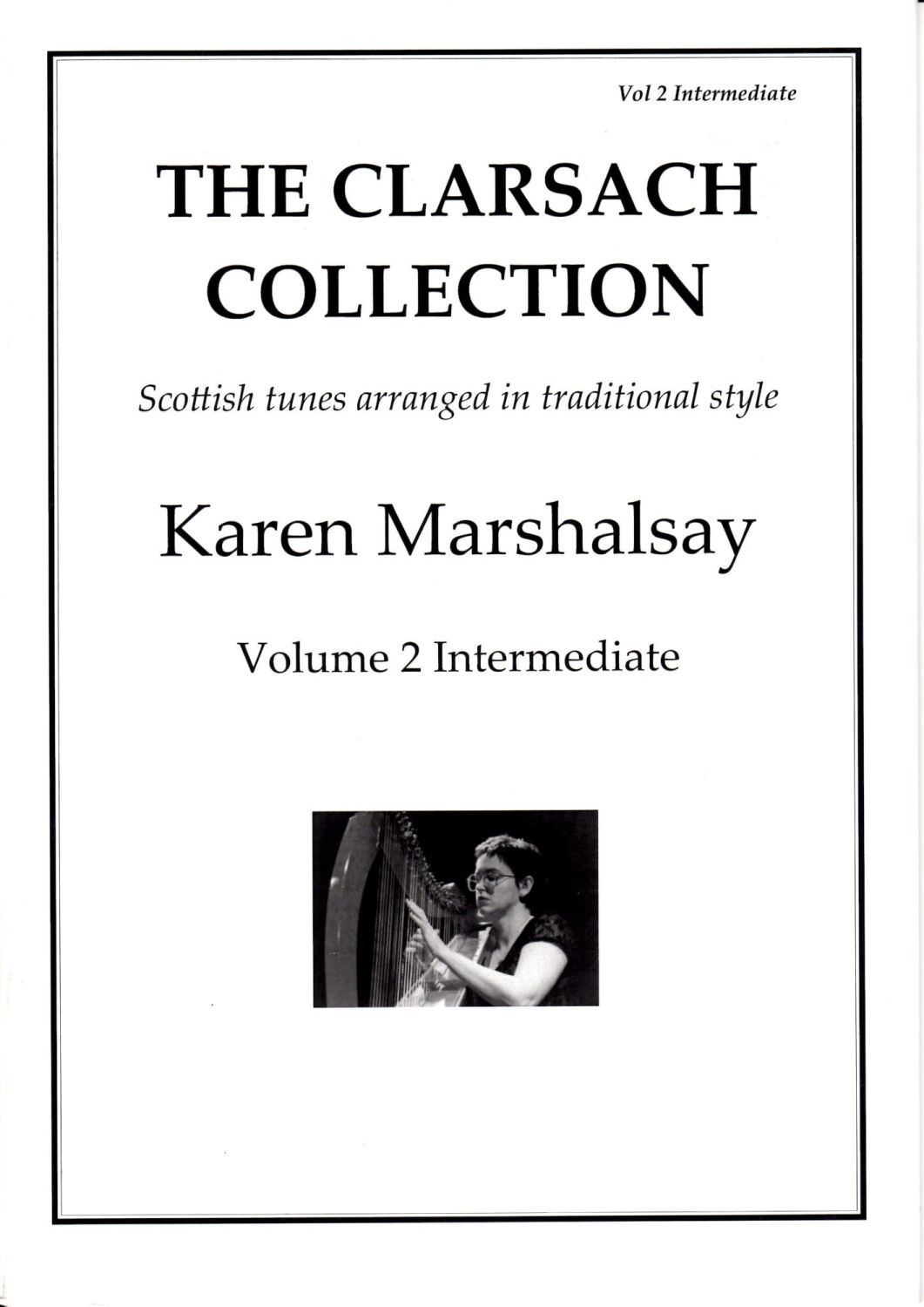 The Clarsach Collection Vol. 2 - Karen Marshalsay