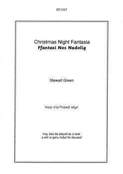 Christmas Night Fantasia (Ffantasi Nos Nadolig) - Stewart Green