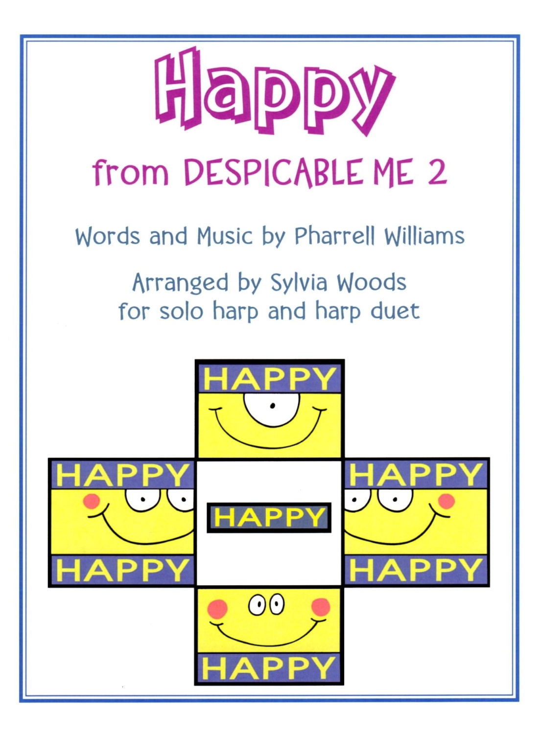 HAPPY - from Despicable Me 2 - Pharrell Williams