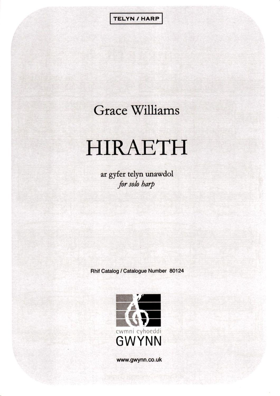 Hiraeth - Grace Williams