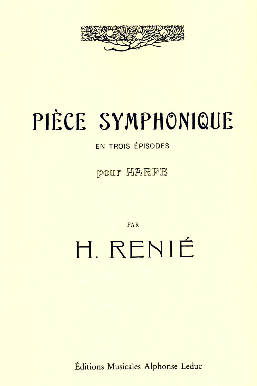 Pieces Symphonique - Renie