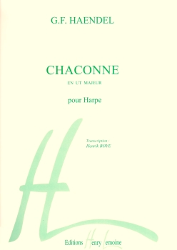 Chaconne en ut Majeur - G.F. Haendel / Handel
