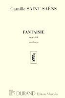 Fantaisie Opus 95 for Harp - Saint-Saens